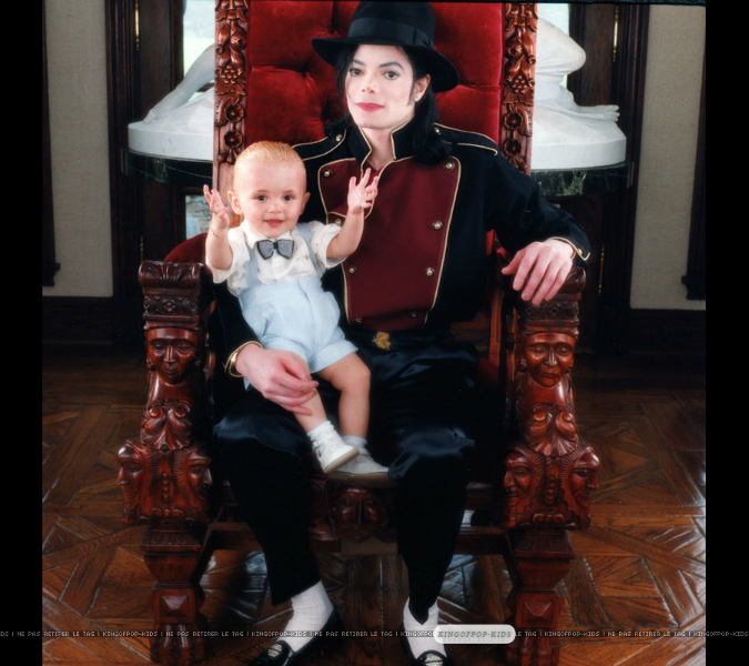 michael-and-prince-1-years