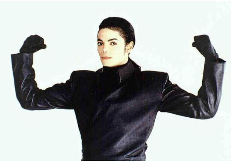 mj-flexing-muscles