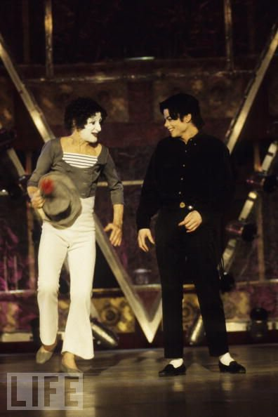 michael-and-marcel-marceau-1996
