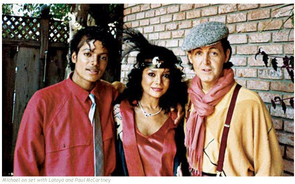 Michael Toya and Paul - Say Say Say shoot