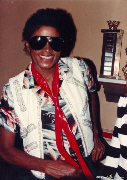 Michael around 1980