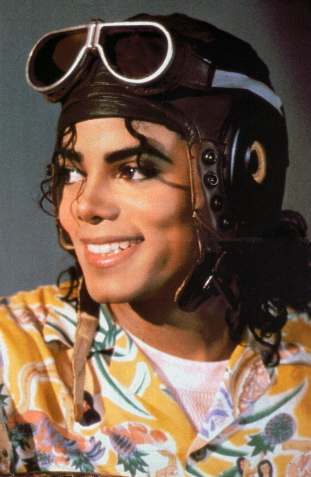 Michael - Leave Me Alone shoot