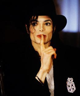 Michael during Barbara Walters interview