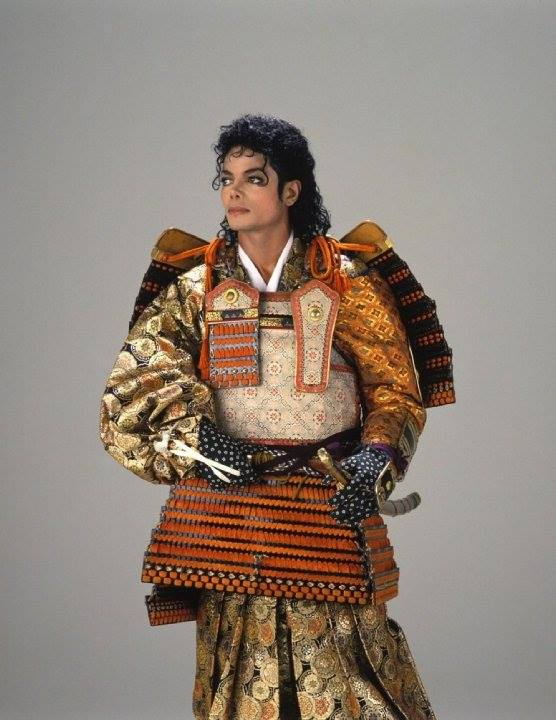 michael-as-samurai-in-1987-japan