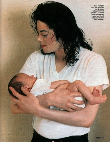 Michael wit Prince