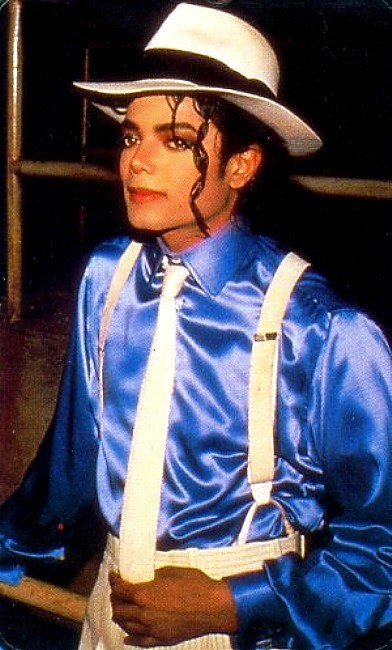 Michael - Smooth Criminal shoot