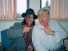 MJ with Benny Hill