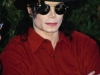 Michael in red shirt