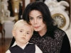 Michael and Prince at Neverland