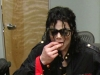 Michael eating