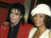 Michael and Whitney Houston