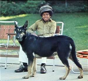 michael-with-german-shephard