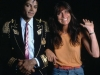 Michael with Lynn Goldsmith photographer