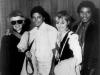 Michael with Katherine Hepburn