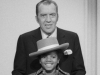 Michael with Ed Sullivan