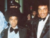 Michael with Joe Jackson