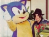 Sonic and Michael