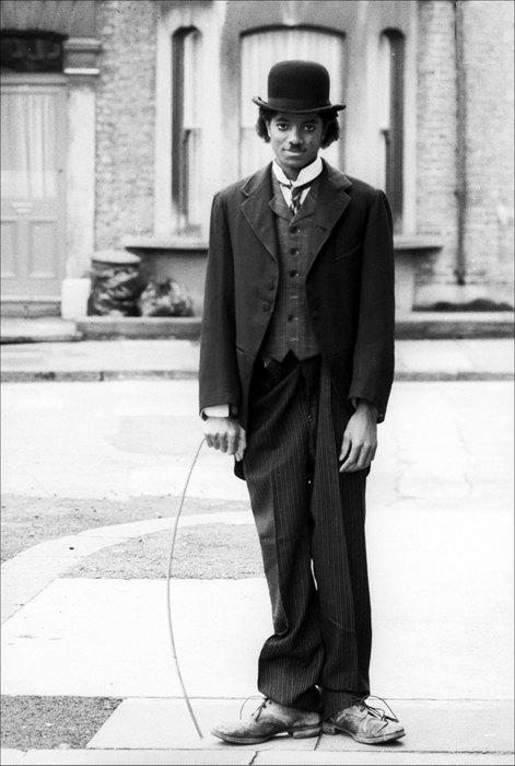 as Chaplin