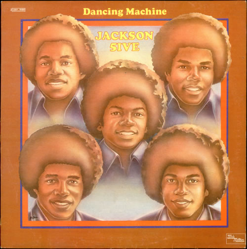 DANCING MACHINE (ALBUM)