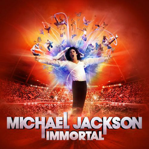 IMMORTAL (MJ ALBUM)
