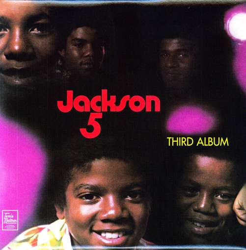 THIRD ALBUM - THE JACKSON 5