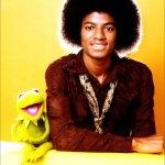 Kermit and Michael