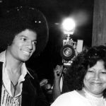 Michael and Katherine 1978 Opening of the Wiz
