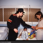 Michael and Lisa Marie in Budapest