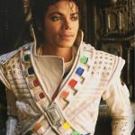 Michael as Captain Eo
