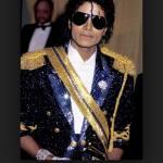 Michael at grammy's