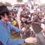 Michael in Africa