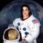 Michael in Nasa outfit