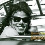 Michael smiling in car